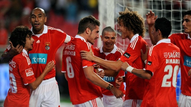 Benfica aiming to reel in BATE