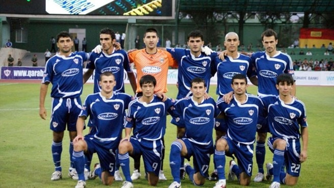 Continental touch yet to desert Qarabağ