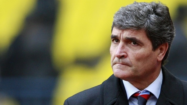 Juande Ramos takes reins at Dnipro