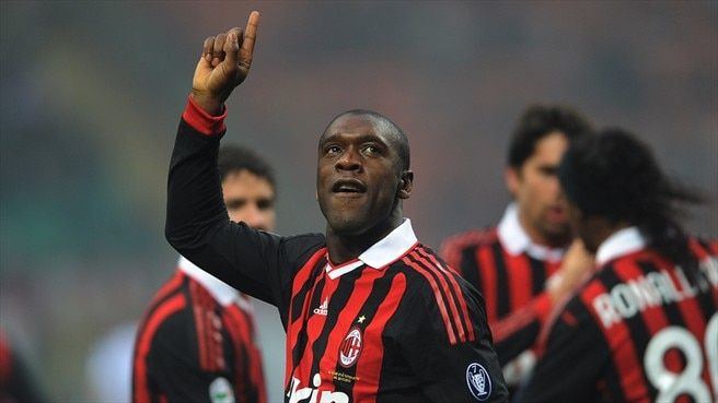 Seedorf the example for Milan to follow