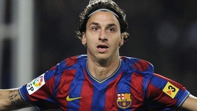 Ibrahimović strike seals Barça ascent