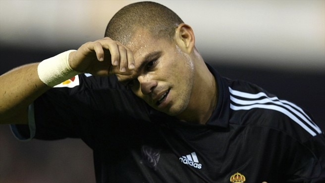 Season over for Madrid's Pepe