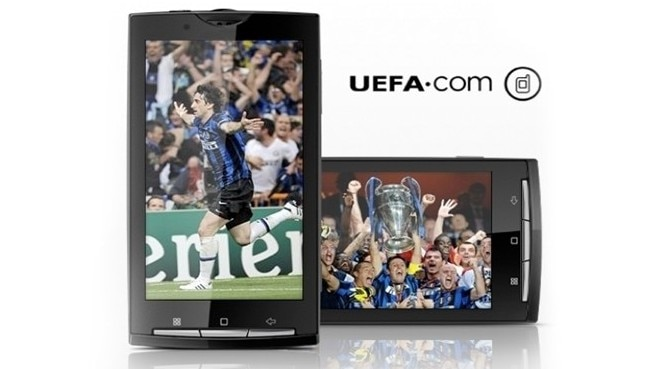 UEFA.com mobile gets iPhone overhaul