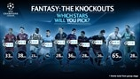 Play Fantasy: The Knockouts and win