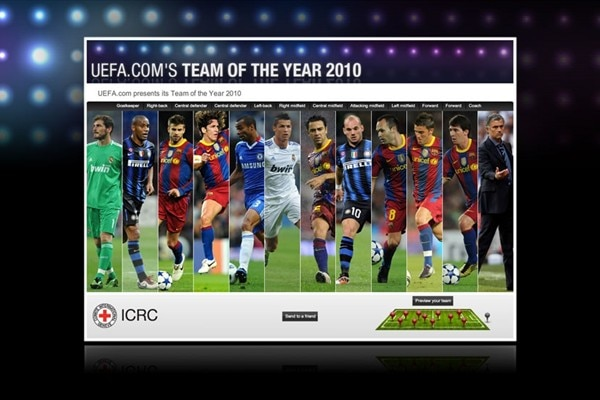 Team of the Year 2010