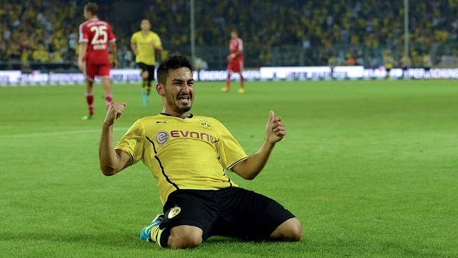 Dortmund's Gündoğan targets September return