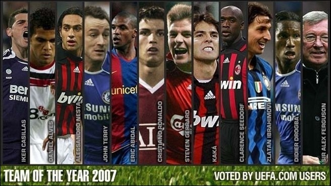Team of the Year 2007