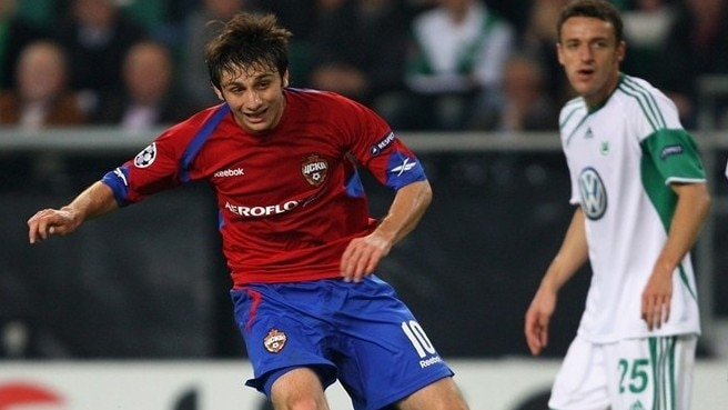 Dzagoev thrives in starring role