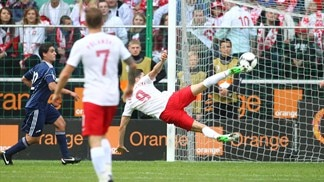 Poland see off Andorra in emphatic style