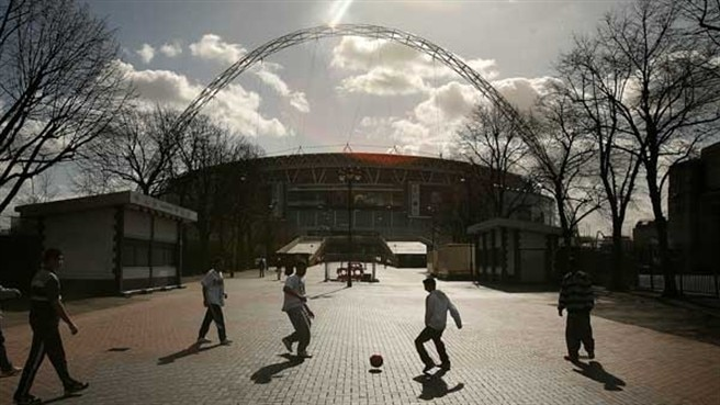 Wembley returns to centre stage