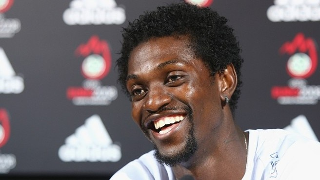 On-song Adebayor puts team first