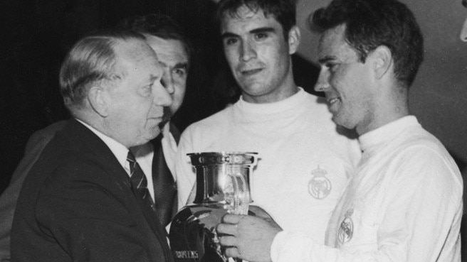 1954-1962: Birth of UEFA