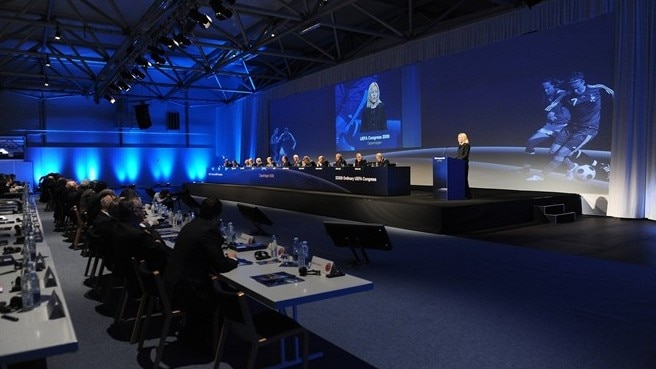 XXXV Ordinary UEFA Congress – elections