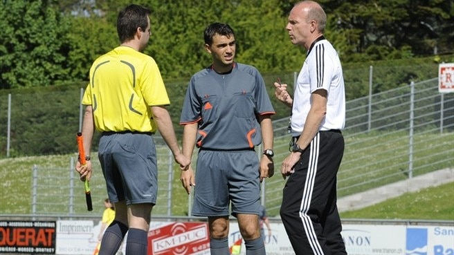 UEFA's referee talents and mentors programme has proved its worth over