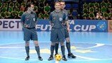 Guide to futsal refereeing