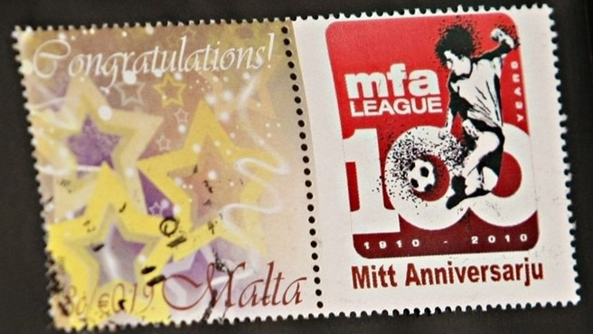 UEFA helps Malta celebrate centenary