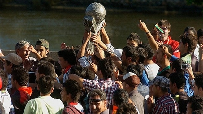 Afghanistan win UEFA-backed Homeless World Cup
