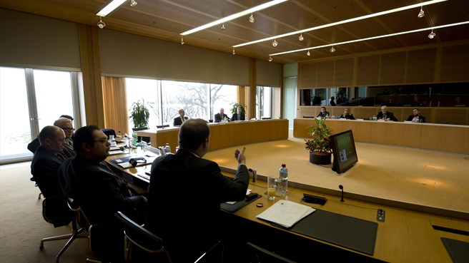 UEFA anti-doping panel meeting