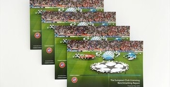UEFA's latest club licensing benchmarking report is available in English, French, German and Russian