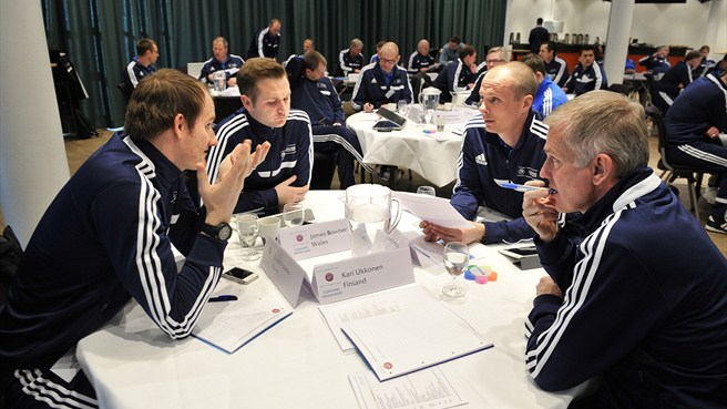 Training issues discussed in Oslo