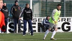 Goalkeeper course in Belgium