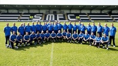 Scotland hosts UEFA goalkeeper course
