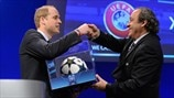 FA honoured to welcome UEFA to London