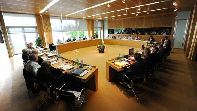 UEFA committee week ends