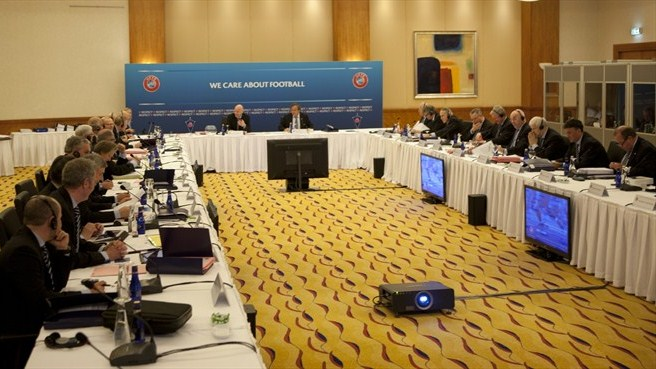 Bidding process for UEFA EURO 2020 decided