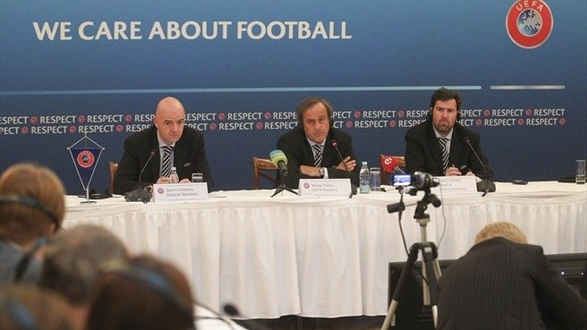 UEFA Executive Committee (St Petersburg)