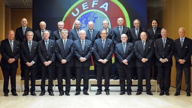 UEFA's 2010 – a year of serving European football