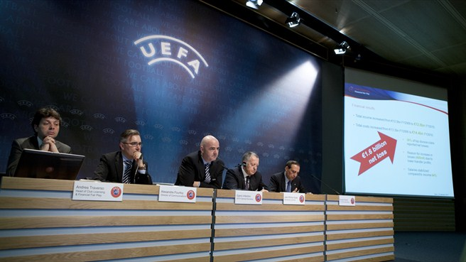 Financial fair play key to football's future