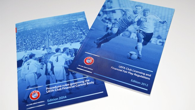 article uefa financial fair play regulations