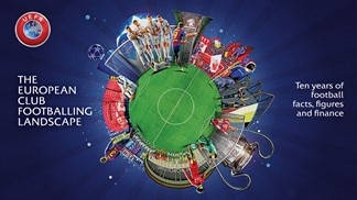 UEFA report details European football's journey to profitability
