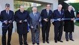 New UEFA building inaugurated