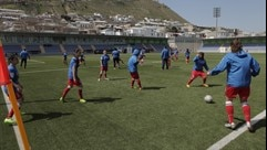 Football flourishing in U17 host nation Azerbaijan
