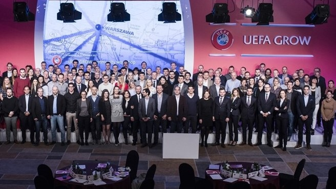 UEFA GROW committed to growing European football