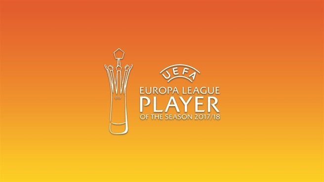 UEFA Europa League Player of the Season 2017/18