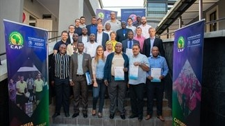UEFA ASSIST's GS Academy kicks off in Africa