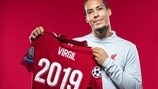 Virgil van Dijk supports ICRC family reunion programme