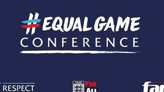Equal Game Conference on anti-discrimination fight