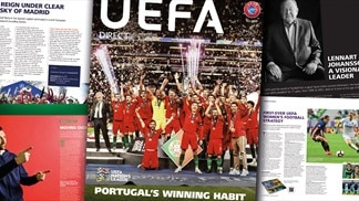 Finals and winners - UEFA Direct 185 out now