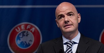 Gianni Infantino said there have been positive signs
