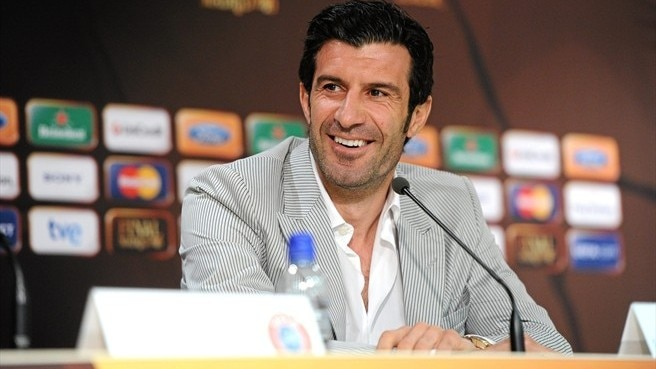 Figo believes Inter will deliver