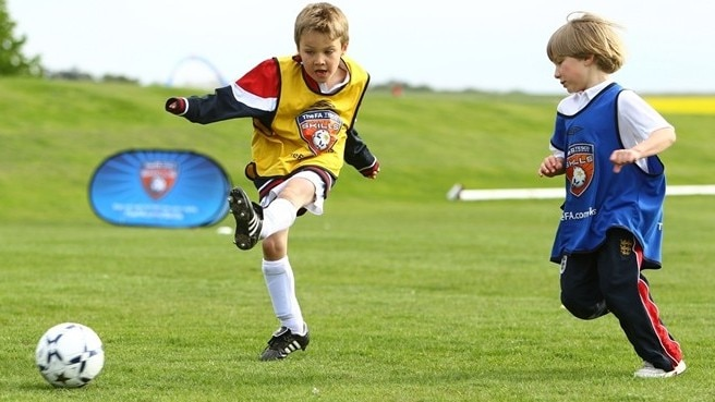 UEFA puts the focus on grassroots football