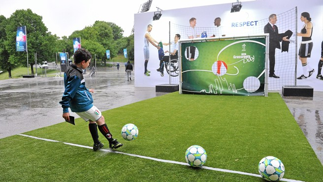 UEFA Grassroots Day celebrated around Europe