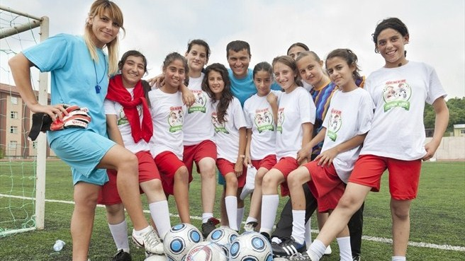 Turkey: Raising the women's game