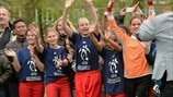UEFA Grassroots Day to be celebrated