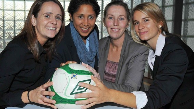 UEFA's vision for women's game shared by IFA