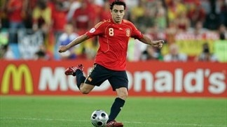 Xavi on Spain's victory for the little guy
